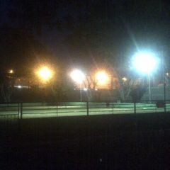 Anuncio: El Ring de exposiciones de la Federación Canina Dominicana esta nuevamente Iluminado